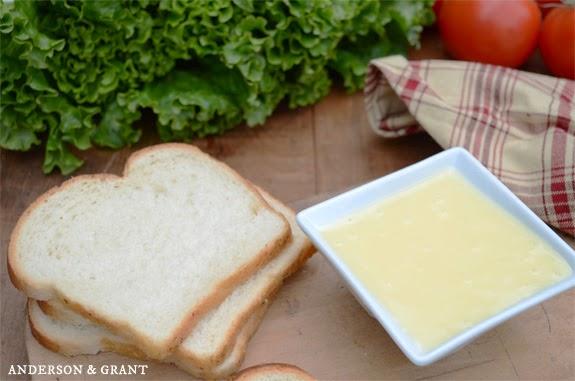 Homemade Mayonnaise | Anderson & Grant
