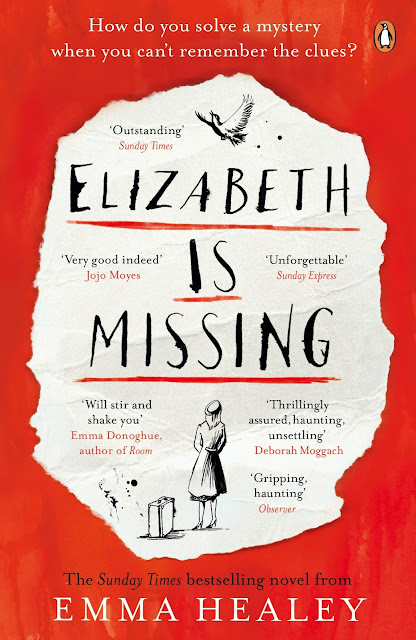 Emma Healey's Elizabeth Is Missing
