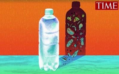 Τι μπορεί να πάθετε από ένα πλαστικό μπουκάλι νερού