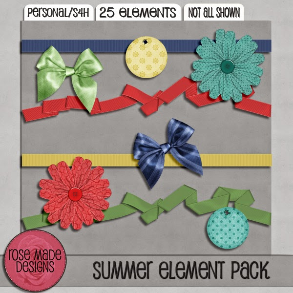 Summer Element Pack