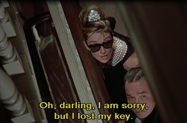 breakfast at tiffanys quotes