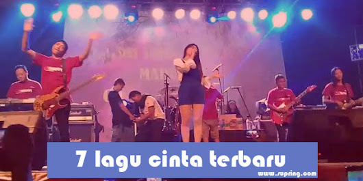Download 7 Single Lagu Cinta Terbaru Top Indonesia