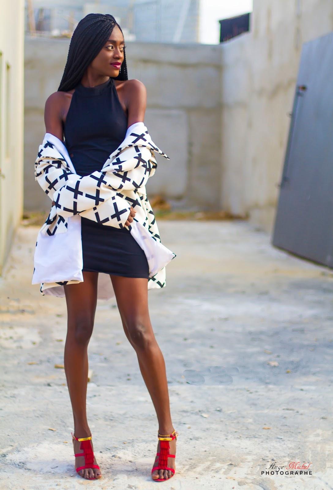 Mon beau manteau yhebe Abidjan