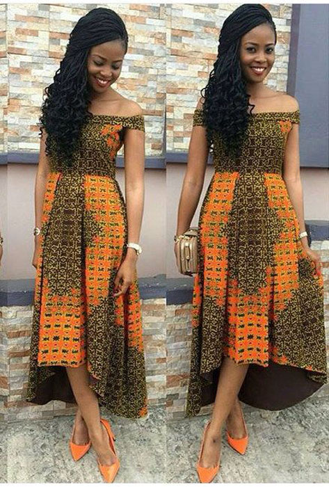 Ankara-Skirt,Blouse-style-For-Weddings=