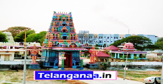 Beechupally Anjaneya Swamy Temple in Telangana