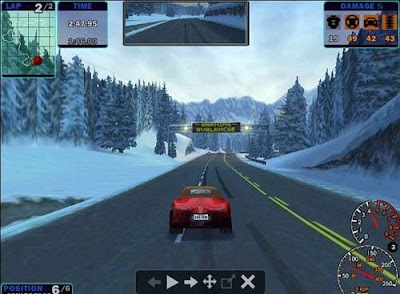 Download Need For Speed 4 High Stakes Highly Compressed Game For PC