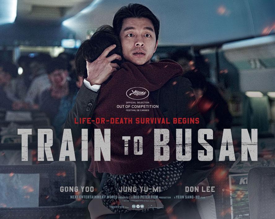 Train To Busan Busanhaeng Korean Zombie Film Looks Rivetingly