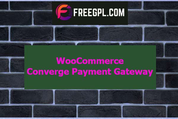 Elavon Converge Payment Gateway Nulled Download Free