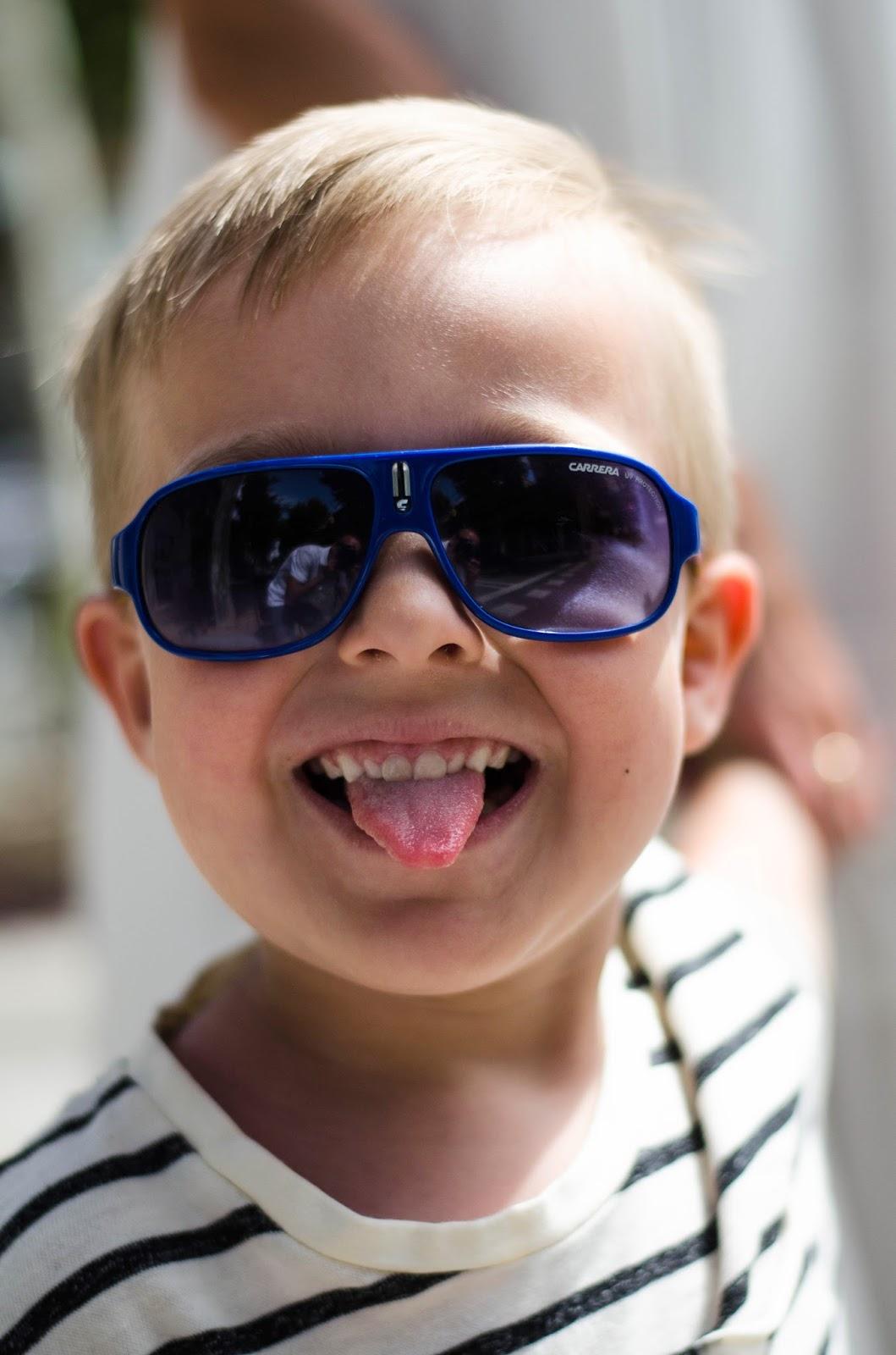 kids boys carrera sunglasses