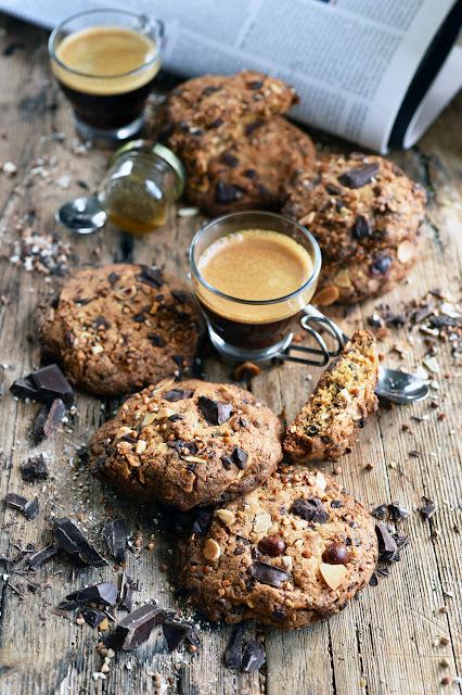 Mes cookies qui craquent, craquent, craquent...