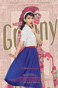 https://en.wikipedia.org/wiki/Miss_Granny_(2018_film)