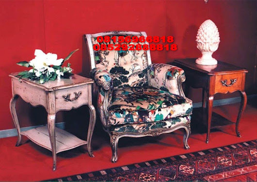 Shabbychic Wingchair Classic Antique