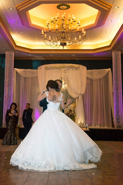 Wedding Dance, Hilton Ballroom