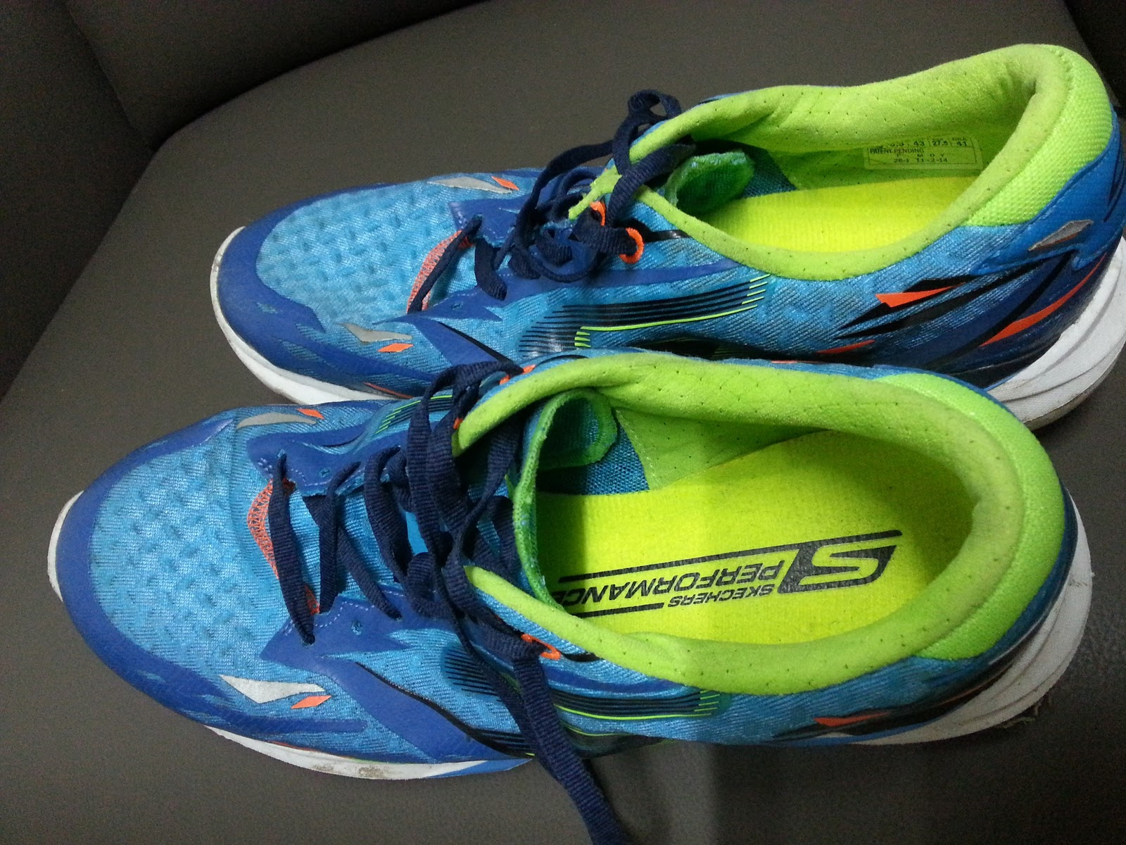 85c802939d60 ... GoMeb Speed 3 here  Specification. Since I have started to learn  midfoot running with Skechers GoRun series