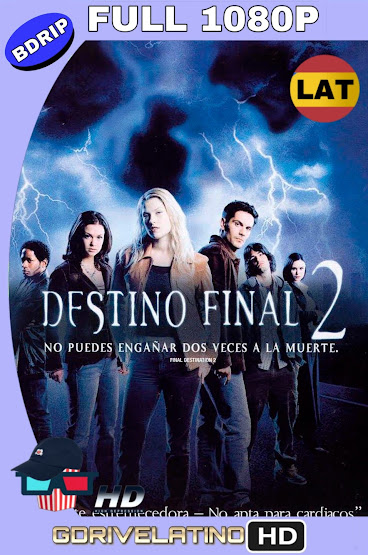 Destino Final 2 (2003) BDRip 1080p Latino-Ingles MKV