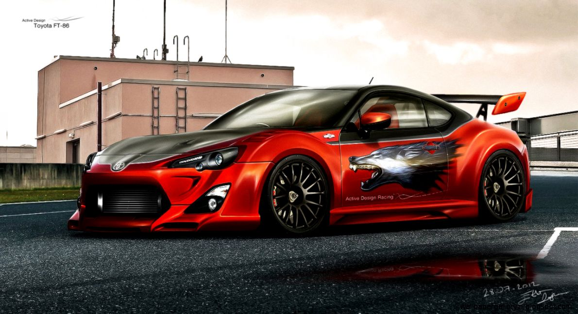 modification toyota ft 86 wallpaper hd wallpaper gallery. Black Bedroom Furniture Sets. Home Design Ideas