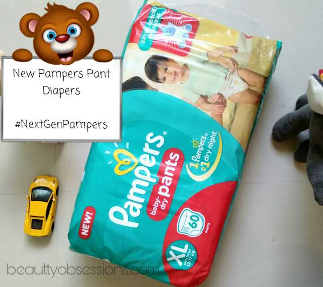 New Pampers Baby Dry Pants Diapers - Review {#NextGenPampers}