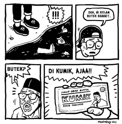 20 Komik Strip Lucu Kekinian Ini Bikin Ngakak Sampai Mules