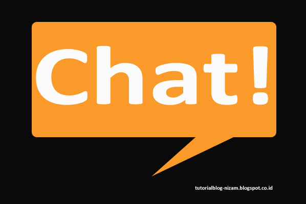 Membuat Kotak Chat Blog