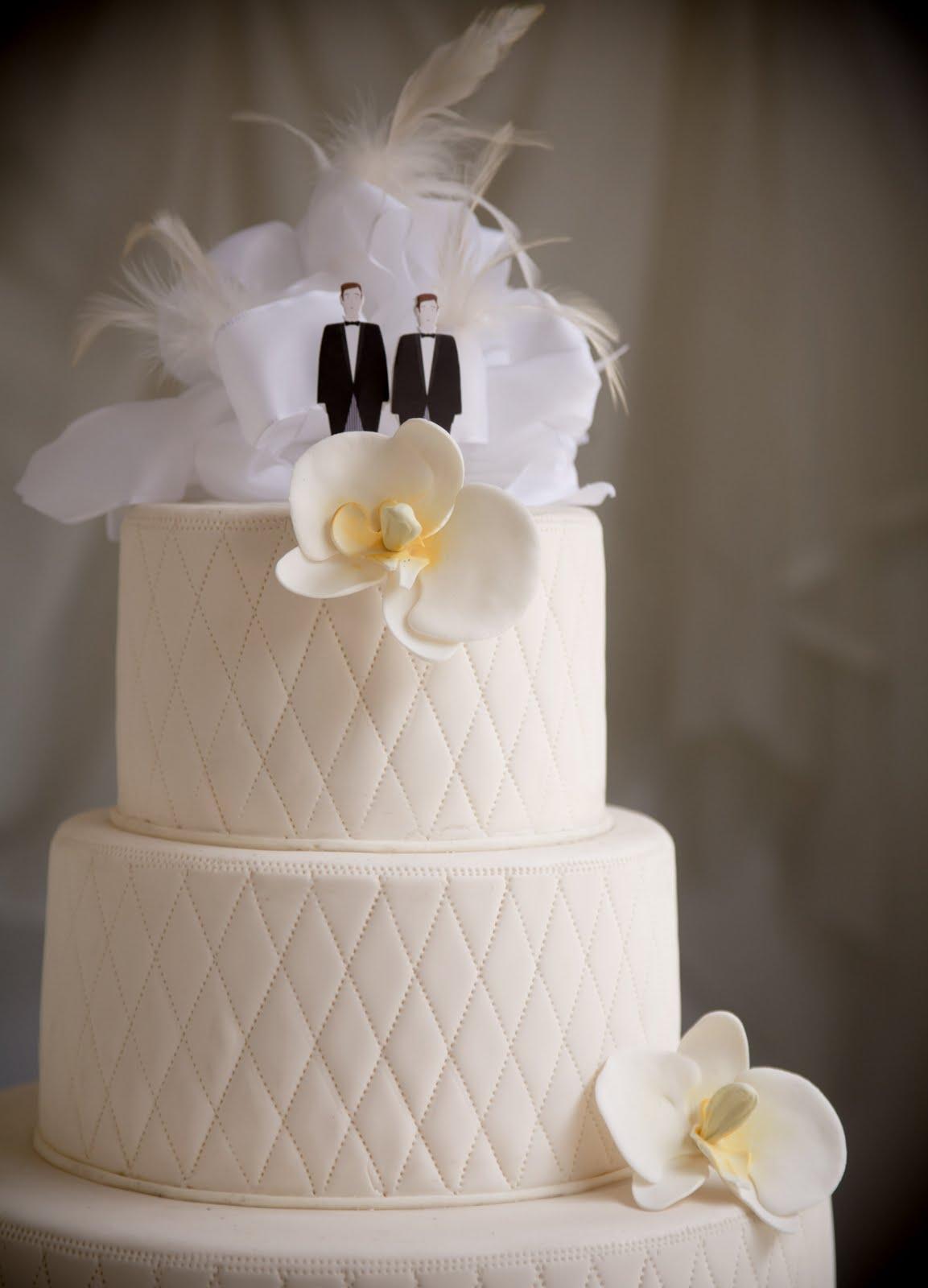 same sex wedding cake pics in Topeka
