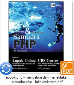 Menyelam dan menaklukan samudra php