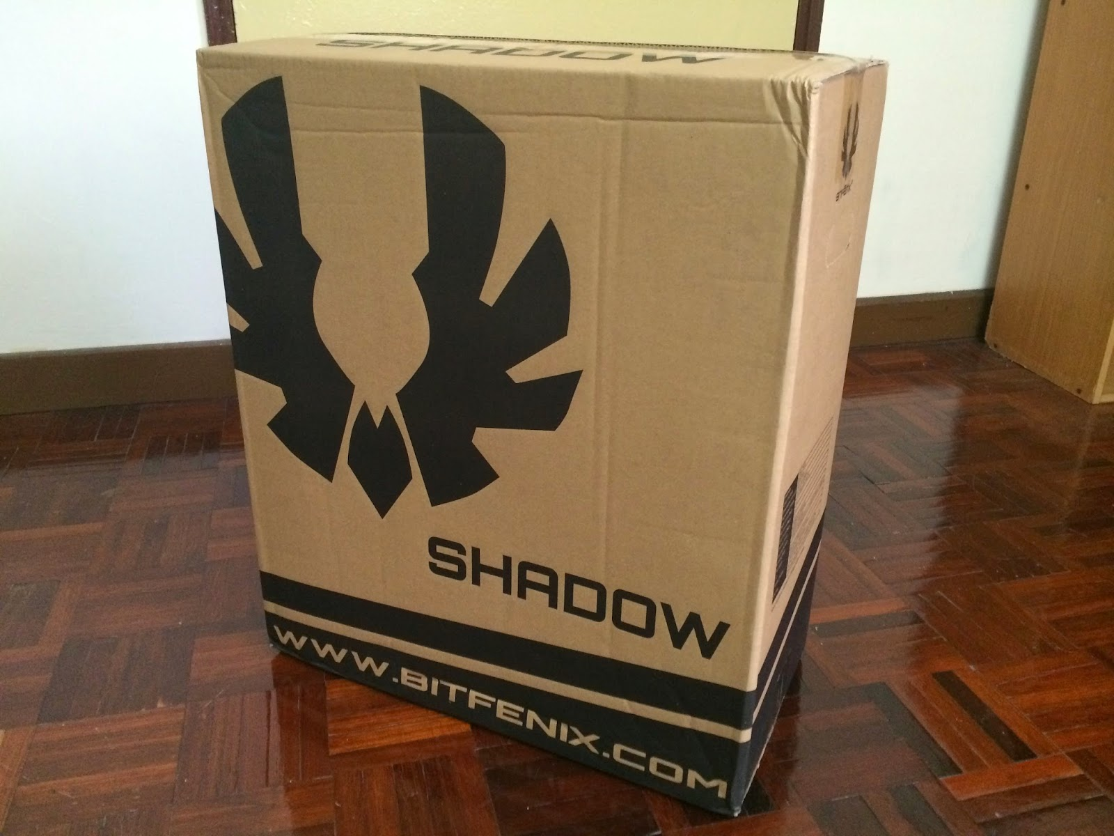 Unboxing & Review: Bitfenix Shadow 86