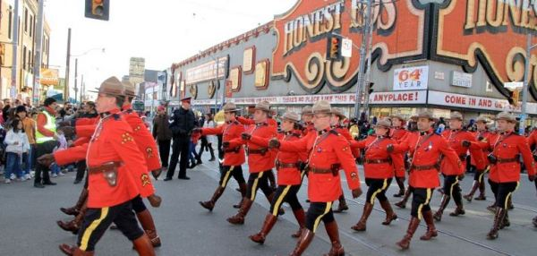 Apply for Royal Canadian Mounted Police Recruitment