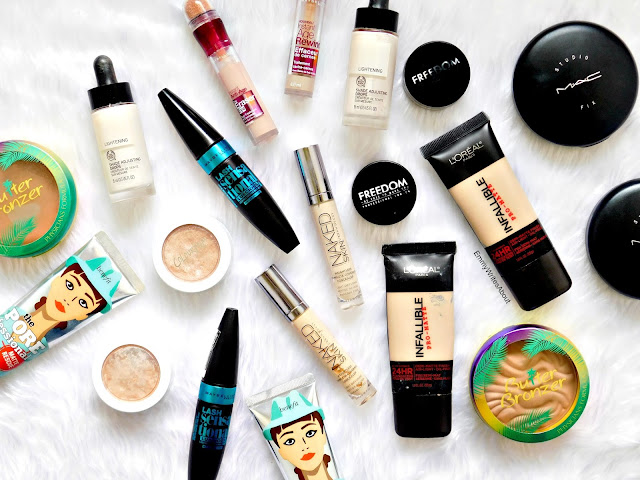 hyped makeup products