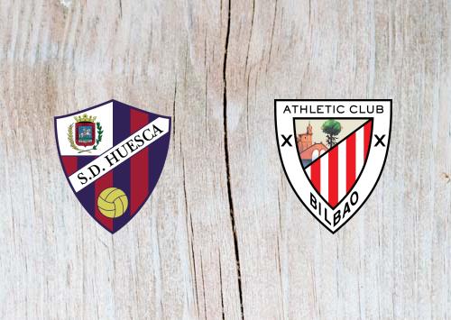 SD Huesca vs Athletic Bilbao - Highlights 18 February 2019