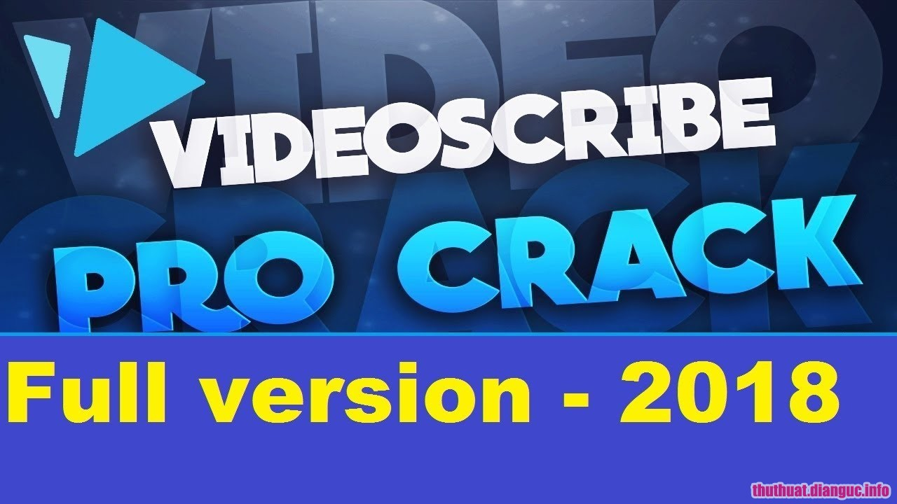 Download Videoscribe 2.3.7 pro full crack