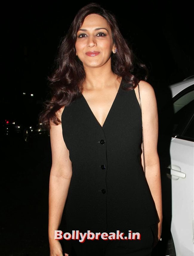 Sonali Bendre, Simone Khan Birthday Bash Pics