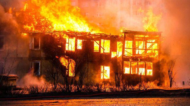 Kebakaran di Malaysia, 102 WNI dari 13 Keluarga Jadi