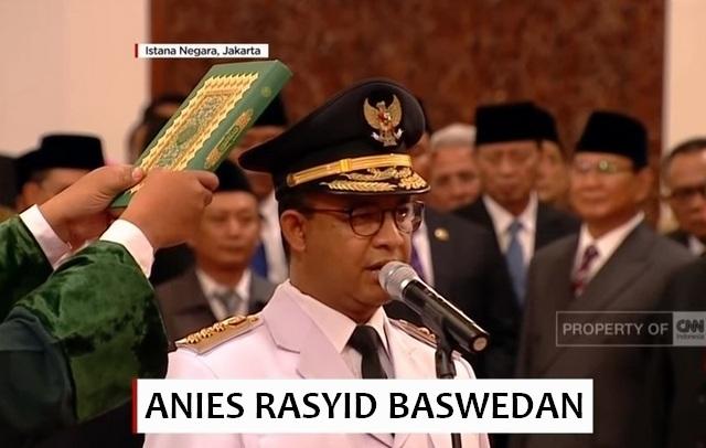 Eks Wartawan Senior BBC: Kapasitas Anies Baswedan Sudah Surplus Untuk Kursi Presiden RI 2019
