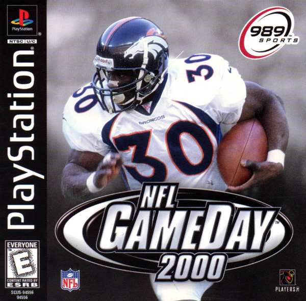 NFL GameDay 2000 - PS1 - ISOs Download