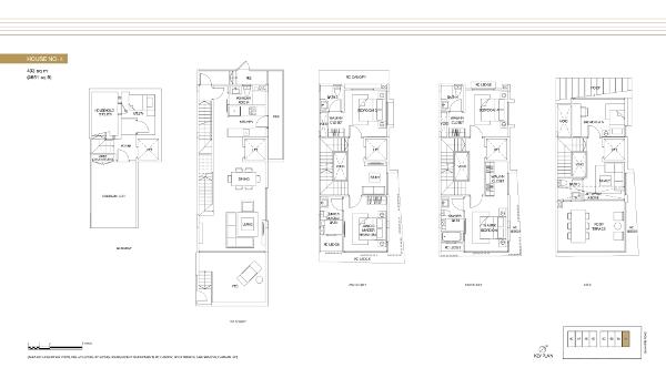 Jazz Residences Floor Plan G
