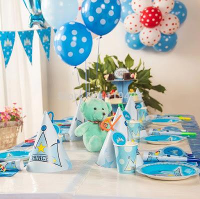dekorasi ulang tahun anak laki-laki terbaru