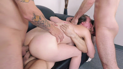 Casey Calvert Drinks Piss And Gets Roughed Up By Strangers