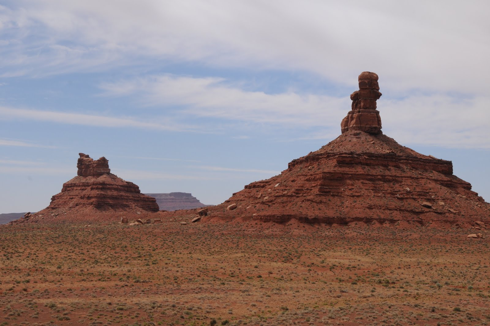 valley of the gods