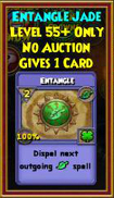 Entangle - Wizard101 Card-Giving Jewel Guide