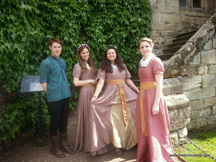 Warwick Castle Review - Princess Tower Cast and Crew