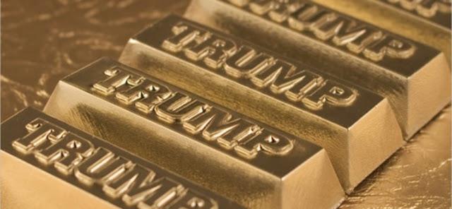 Donald Trump Precio del Oro