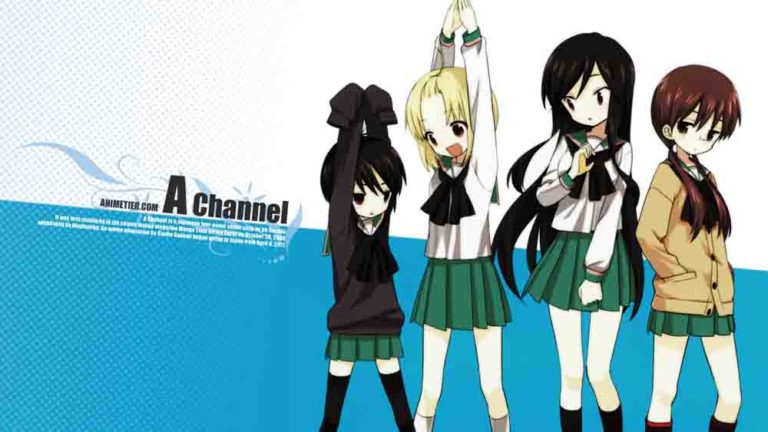 Anime A-Channel:+A-Channel Batch Sub Indo