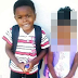 Touching! 8-year-old boy lose life while trying to protect younger sister from child molester (Photos)