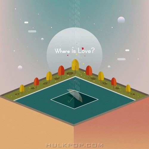 A-FUZZ – Where is Love? – Single