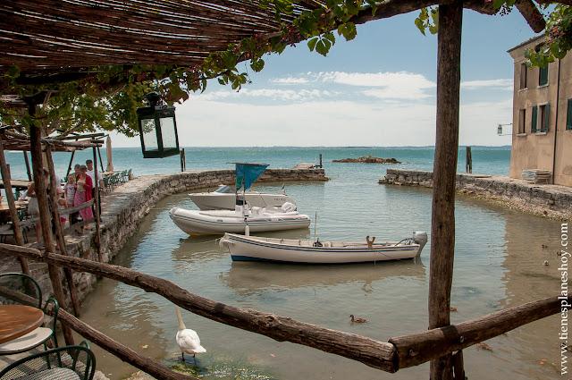 Punta Virgilio Viaje Italia 15 días