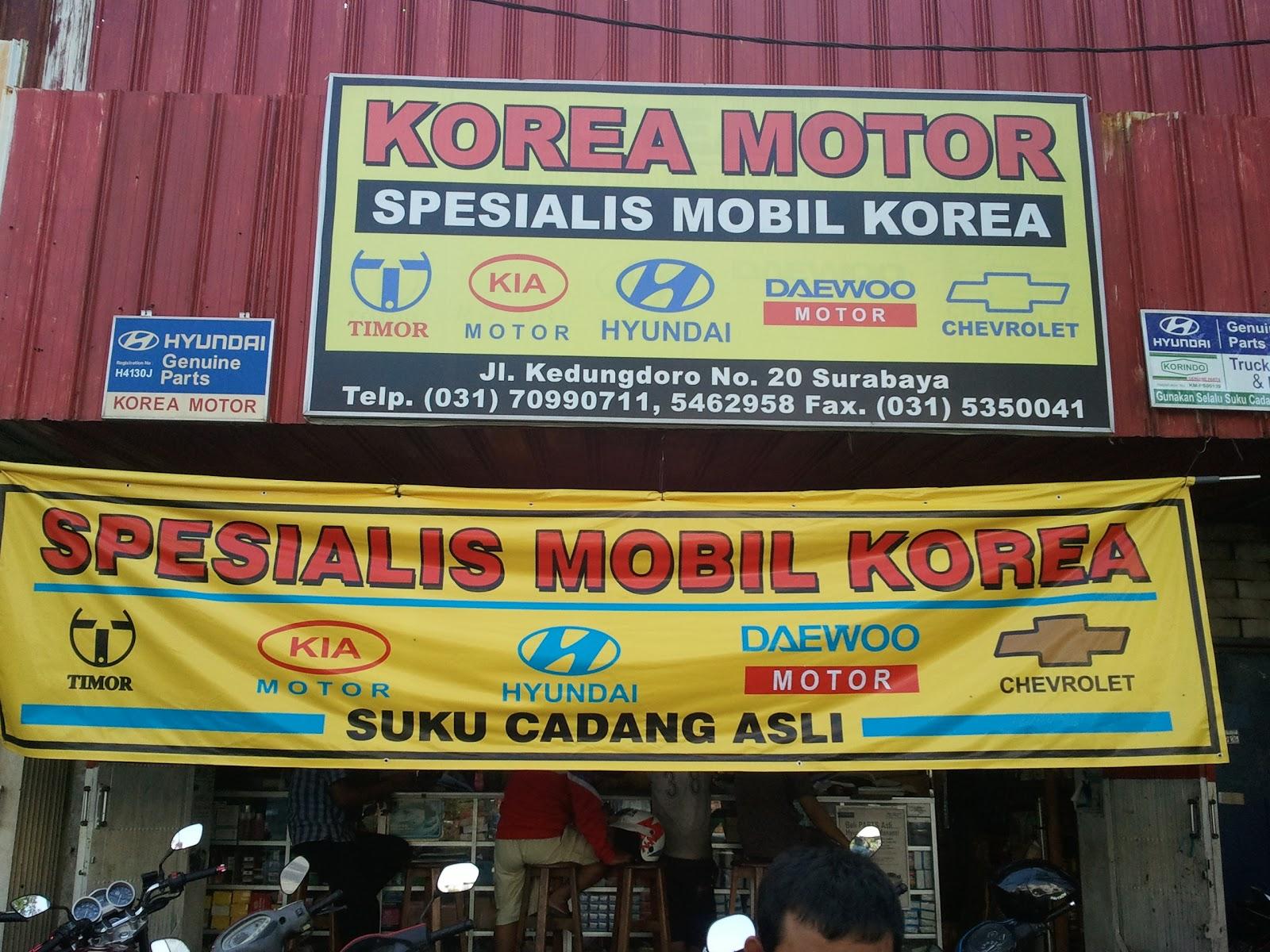 About Us Onderdil Mobil Korea