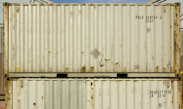 [Mapping] Metal Container Textures Part 1