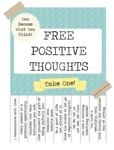 Solitude Citaten Over Positief Denken