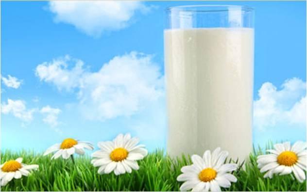 Γάλα.