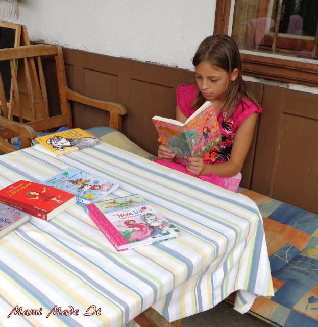 Lili's Holiday Books - Lilis Lesesommer